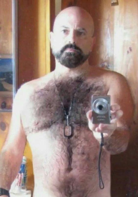 Bald Selfie