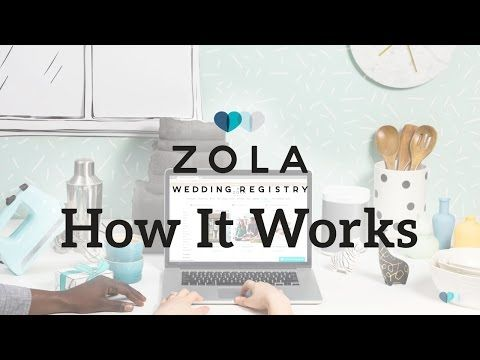 Learn About Zola And Our Story We Made Zola Because Existing Registries Didn T Meet Our Expect Zola Wedding Registry Wedding Registry Planning A Small Wedding