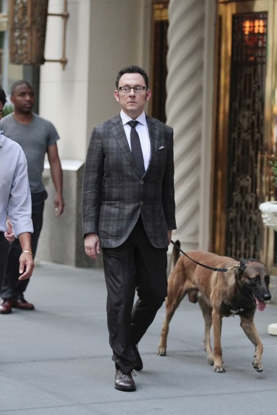 Person of Interest Photos: Finch and Bear on CBS.com