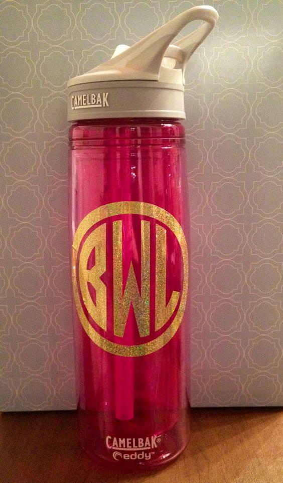 personalized camelbak water bottle on etsy   25 00