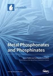 Metal Phosphonates and Phosphinates - Búsqueda de Google
