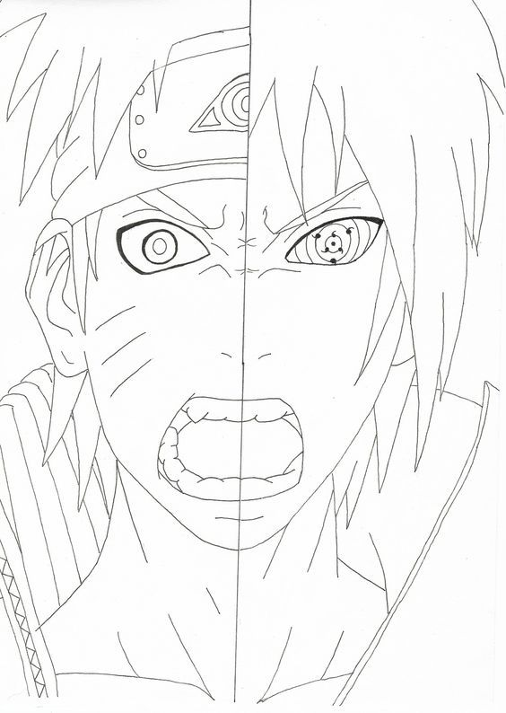 Rikudo Naruto By Vjsasuke - Naruto Sage Of The Six Transparent PNG ... | 794x564