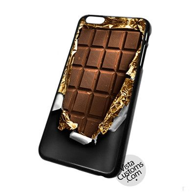 Chocolate Bars Candy Gum Design Cell Phones Cases For iPhone, Samsung Galaxy