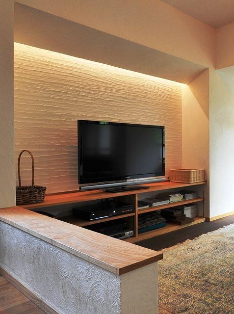 テレビ 間接照明 Google 検索 偽天井デザイン 家 家 づくり
