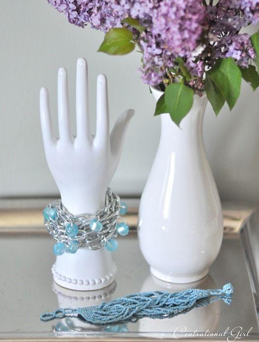 Hardware Store Jewelry! via Centsational Girl