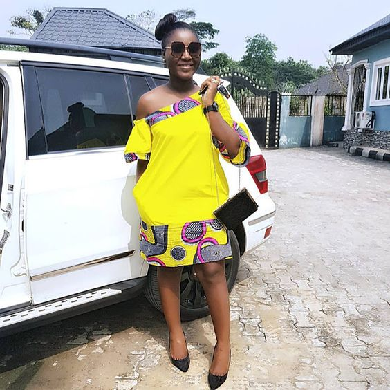 Top 50 Creative, Stylish and Dazzling Ankara Styles 2018 For Inspiration | Latest Ankara Styles 2018 | African Fashion Trends