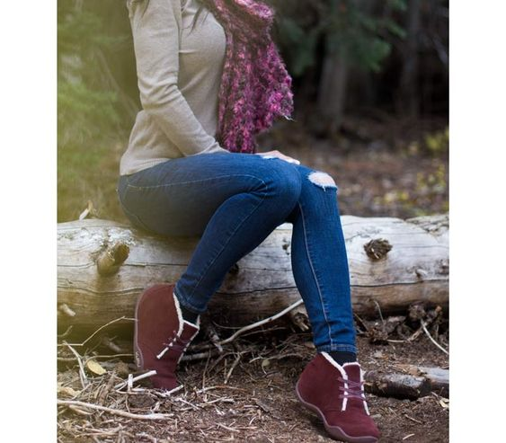 Chukka boots outfit for women from KURU Footwear. How to
