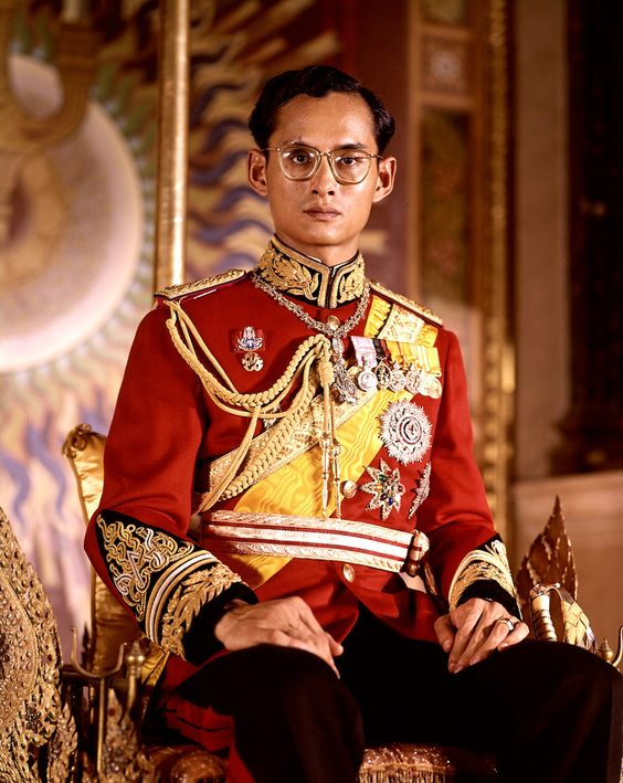 The King Rama IX