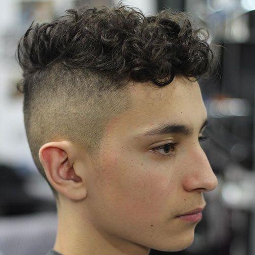 Curly Hair Undercut 2020 Guide Undercut Curly Hair Short Wavy Hair Undercut Hairstyles