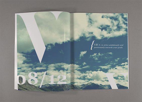 Vie by Jing Jian, via Behance