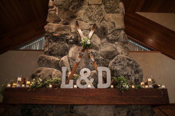 Wedding Decor @ Edgewood, South Lake Tahoe  Photo By Eric Turner Photography