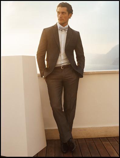 Light Brown suit with light bowtie | Suits | Pinterest | Dress