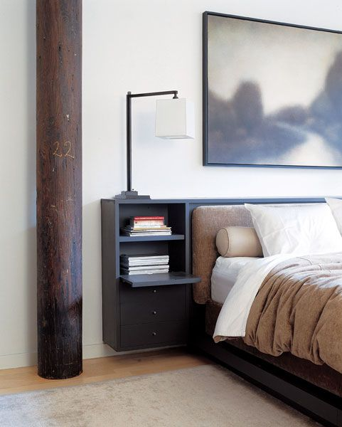 Deborah Berke Partners Architects Painting Beds Bedrooms. Best 25+ Bedside  storage ...