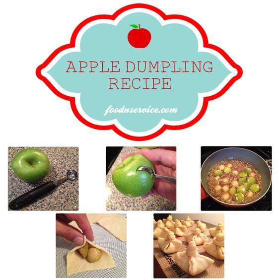 Apple Dumpling Dessert Recipe http://#dessert http://#recipes http://#applerecipes http://#fallrecipes