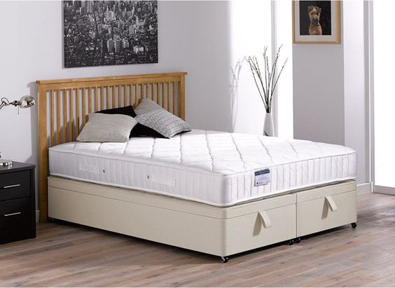 Our Hurley mattress is a good quality pocket spring mattress that is supremely soft and cosy, but supportive in all the right places, so you can enjoy a great night's sleep.