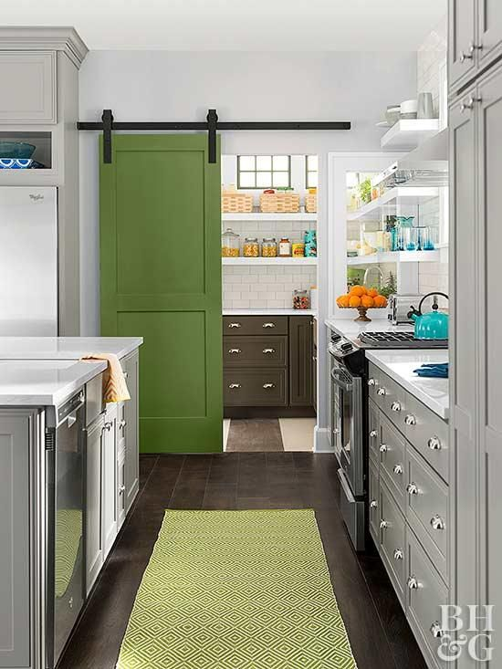 Barn Doors With Style Sliding Pantry Doors Kitchen Remodel Indoor Sliding Doors