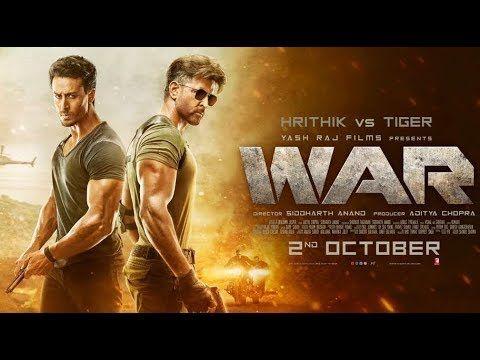 War Official 4k Trailer Hrithik Roshan Tiger Shroff Vaani