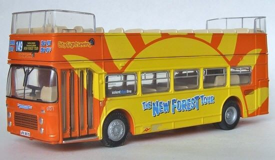 Efe 18610 Bristol Vriii Open Top Solent Blue Line Route 149 New Forest Tour Toys Games Diecast Vehicles Other Vehicles Ebay Bus City Bus Bristol