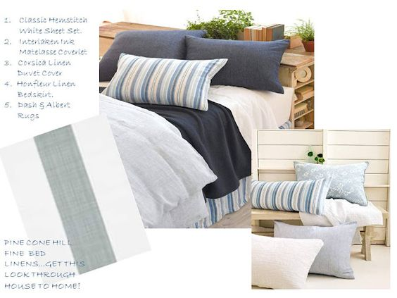 Featured on House To Home!  #PHCSummerDreamBedroom