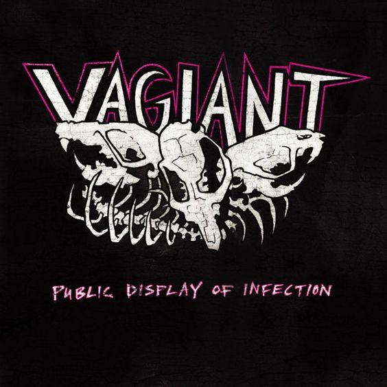 Vagiant – Seven (single cover art)