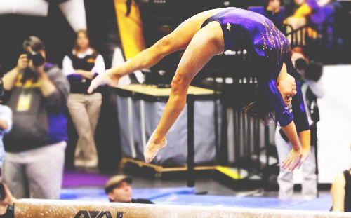LSU gymnastics