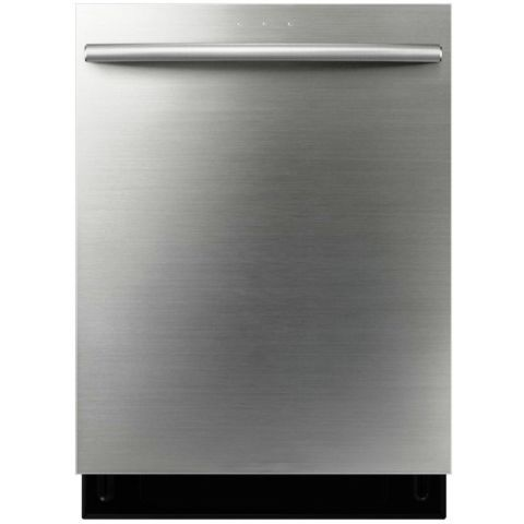 $548 BUY NOW Best for Blending In    This adaptable dishwasher fits seamlessly with all or most kitchen cabinetry thanks to its seamless, built-in design. And, similar to the Bosch Ascenta, this model uses a water protection system (more specifically, a digital leak sensor), to determine water excess. It automatically shuts off to keep your kitchen from flooding.