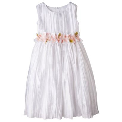 Easter dress, Girls dresses and Flowergirl dress on Pinterest