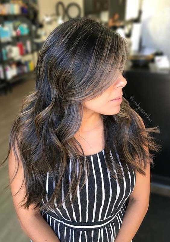 09 Prettiest Long Hairstyles Ideas For 2021 Hair Styles Long Wavy Hair New Long Hairstyles