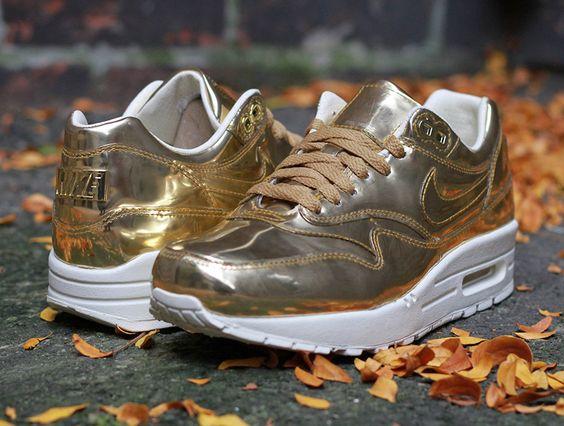 Air Max One Gold