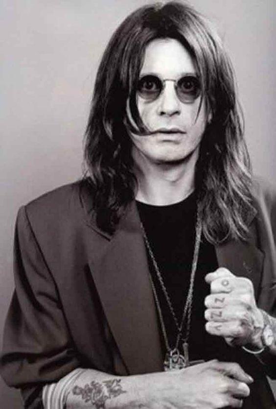 ozzy osbourne...love Black Sabbath