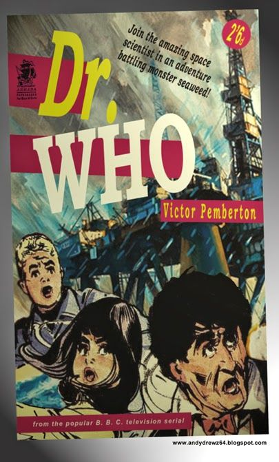 Andydrewz's Pages: The Other Doctor Who Armada Books