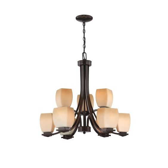 Lite Source Orazio 9-light Chandelier