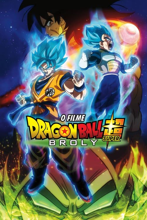 Hd Cuevana Dragon Ball Super Broly Pelicula Completa En Español Latino Mega Videos Líñea Dragon Ball Super Dragon Ball Broly Movie