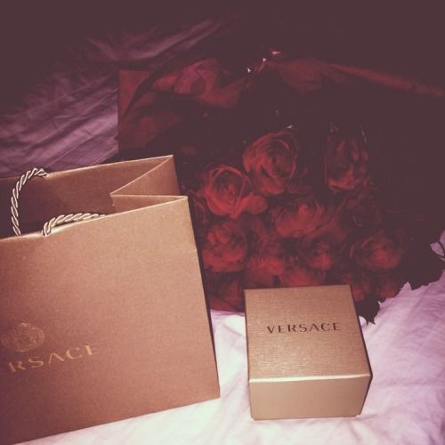 I'll buy my own gifts #Versace #perfection