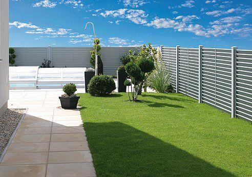 Goethe Sichtschutz Zaunidee Gartenidee In 2020 Outdoor Living Backyard Home And Garden