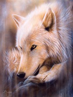 Dreamscape Wolf