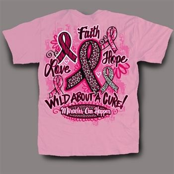 Sweet Thing Funny Pink Ribbon Breast Cancer Girlie Bright