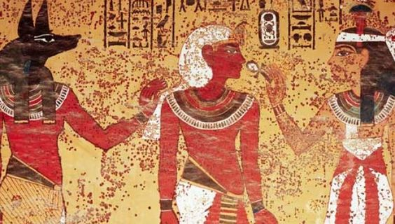 The Oldest Known Recipe For A Toothpaste Possibly Comes From Ancient Egypt.