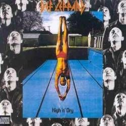 Def Leppard High'n 'Dry (Album)- Spirit of Rock Webzine (fr)