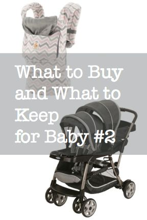 Preparing for Baby #2: What to buy and what to keep for your second baby | alsoknownasmama.com