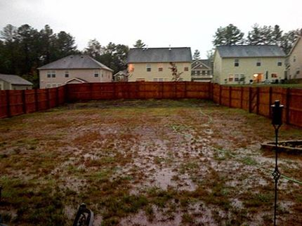 For do it yourself solutions on how to prevent backyard for Home drainage issues