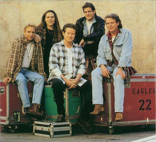 Eagles  :) Love Joe Walsh!