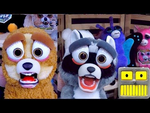 New York Toy Fair 2018 Feisty Pets Booth Tour Two New Expressions Collection Video Youtube Pets Feisty Toys