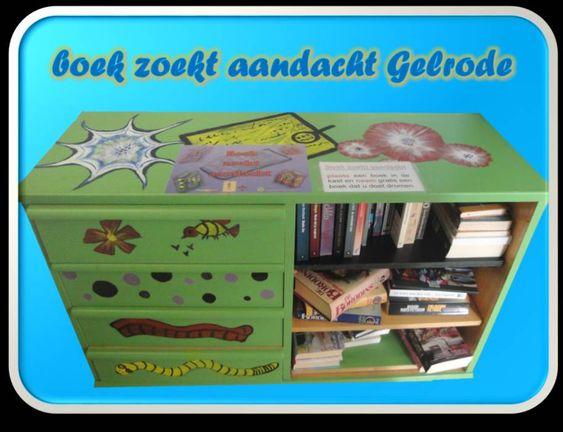 ruilboekenkast Aarschot - Gelrode