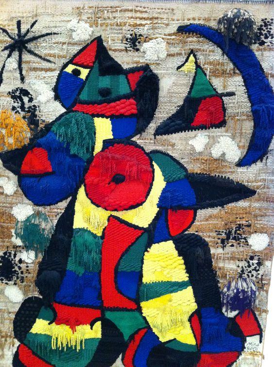 Miro Museum in Barcelona! Fundacio Joan Miro! I love Miro!- 2011  Joan Miro ...