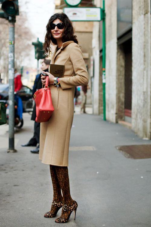 Dreaming with Audrey: Voguettes: Giovanna Battaglia