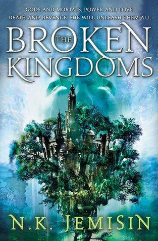 Título: The Broken Kingdoms Autora: N. K. Jemisin Publicação: 2010 Número de páginas: 384 páginas Editora: Orbit ISBN: 9780316075985 The Broken Kingdoms é o segundo livro e se passana cidade de S...