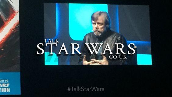 Star Wars Celebration Europe - Mark HamillMarc Godsiff