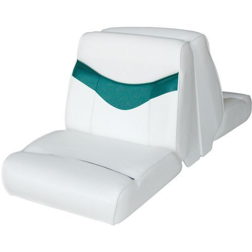 Wise Bayliner Replacement Lounge Seat Top White Turquoise Or Aqua Marine Supplies Boat Seats And Accessories At Aca Lounge Seating Boat Seats Diy Boat Seats