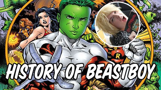 History of Beast Boy